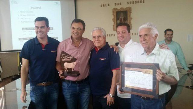 Paranoá Senepol registra 100% de aproveitamento no Safiras 2016.2